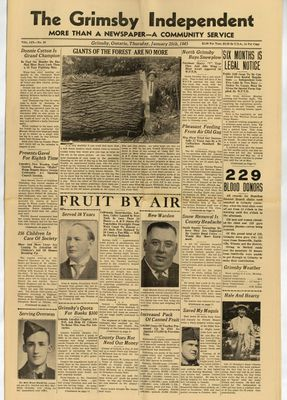 Grimsby Independent, 25 Jan 1945