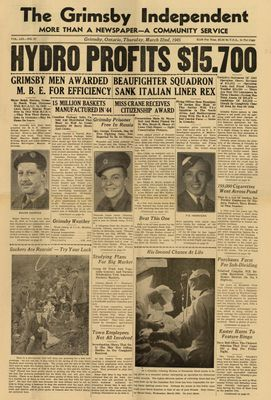 Grimsby Independent, 22 Mar 1945