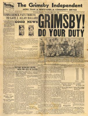 Grimsby Independent, 10 May 1945
