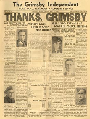 Grimsby Independent, 17 May 1945