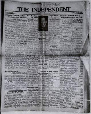 Grimsby Independent, 24 Apr 1929