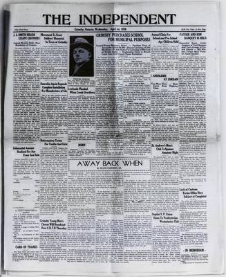 Grimsby Independent, 1 Apr 1936