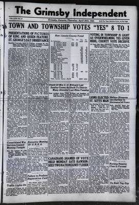 Grimsby Independent, 30 Apr 1942