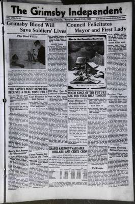 Grimsby Independent, 11 Mar 1943
