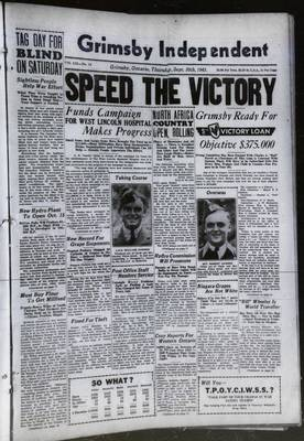 Grimsby Independent, 30 Sep 1943