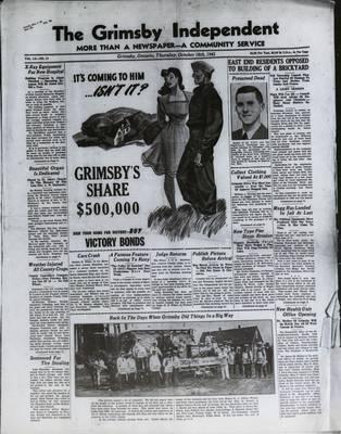 Grimsby Independent, 18 Oct 1945