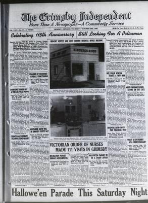 Grimsby Independent, 28 Oct 1948