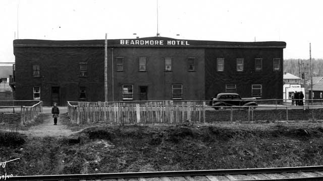 Beardmore Hotel (~1936)