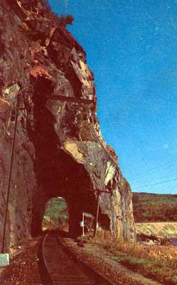 Red Sucker Tunnel