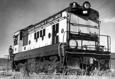 Marathon Corporation - Switching Diesel (~1950)