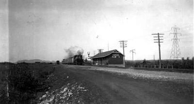 Dorion Station