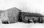 Building at Ogema Mine (~1927)