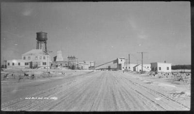 Geraldton - Hardrock Mine