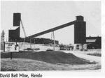 David Bell Mine, Hemlo