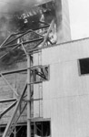 GECO 1957 Headframe Fire