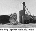 Metall Mining Corporation - Schreiber