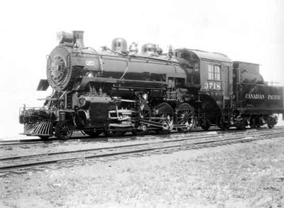 Locomotive, Consolidation 'Type 2-8-0'