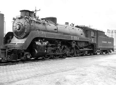 Locomotive '5468'