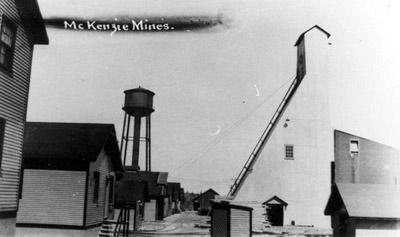 McKenzie Mines