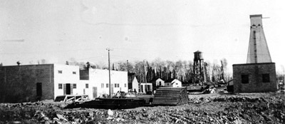 Campbell Mine Surface Plant (1948)