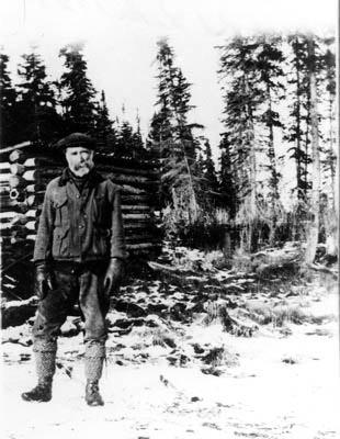 Sandy McIntyre - Discoverer of the McIntyre Gold Mine at Porcupine (1928)