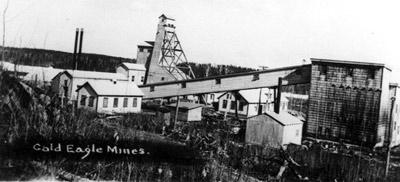 Gold Eagle Mines