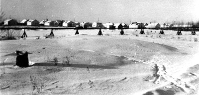 Cochenour Townsite (~1945)
