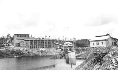 Gold Shore Mine Mills -Red Lake (1938)
