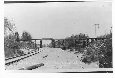CPR Overhead Bridge (1937)