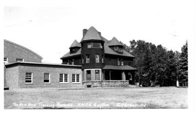 H.M.C.S. Griffon, Port Arthur, Ontario