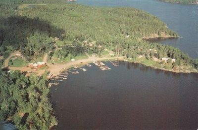 Robinson's Landing, Fort Frances