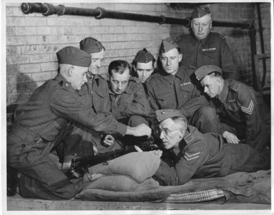 101st Company - Veterans Guard of Canada