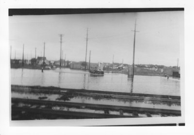 View of East End, 1941