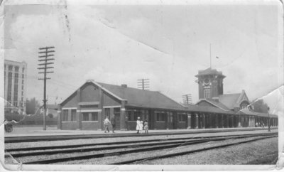 Port Arthur Train Station