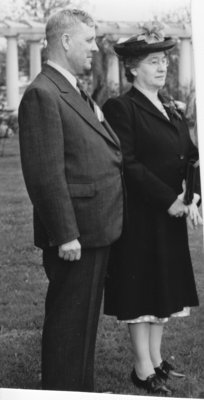 Mr. & Mrs. G.F. Young