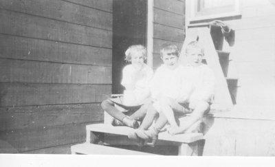 Doris, Bud & Jim Bregg