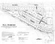 Plan of Resubdivision : City of Fort William