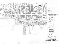 Plate 16 Physical Design Concept (Port Arthur Waterfront)