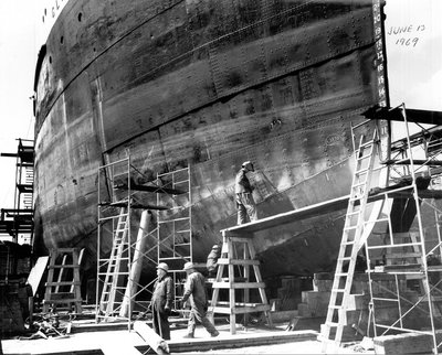 Gleneagle (in for repair)- Stephen Mikoski Collection