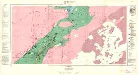Onaman Lake : Thunder Bay District