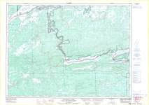 Saganaga Lake : Canada - United States of America