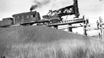 Port Arthur Ore Dock - Track Laying Equipment(Oct.26th 1944)