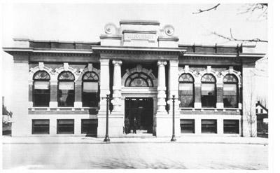 Fort William Public Library (~1930)