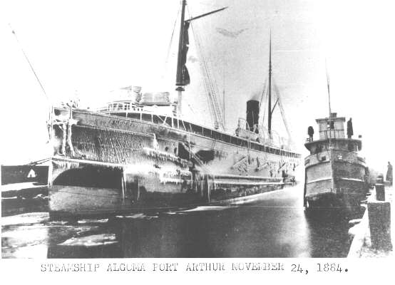 Steamship Algoma