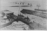 Opening of Shipping Season at Port Arthur (1912)