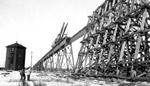 Port Arthur Ore Trestle Construction (March 8 1945)