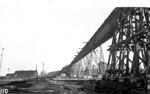 Port Arthur Ore Trestle - Construction (1945)