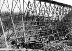 Anderson and Johnson Contract - Wooden Trestle