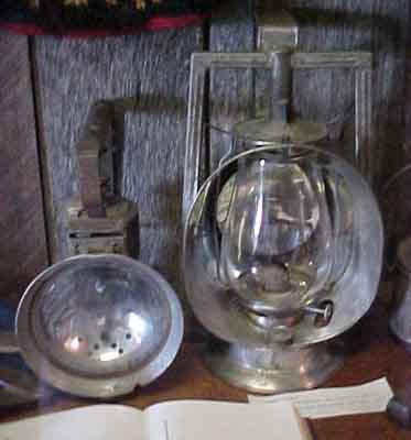 Trackmen's Lamps
