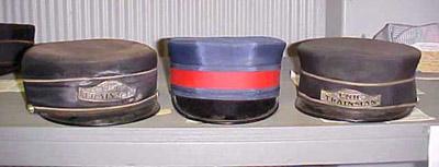 C.N.R. Conductors' Hats